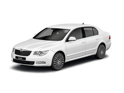 Skoda Superb II 2008-2015 лифтбек