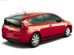 Citroen C4 I coupe 2004-2008